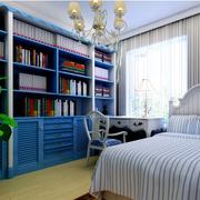 卧室小书柜欣赏