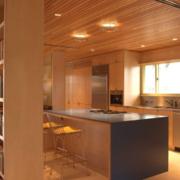 日式简约风格清新厨房装饰