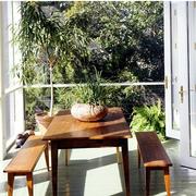 阳台小餐桌展示