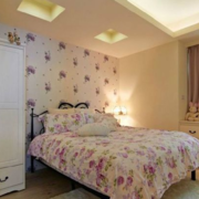 造型简约的卧室