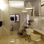 现代化简约楼梯装饰