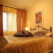 东南亚风格暖色系房间装饰
