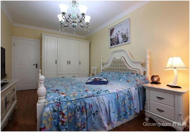 地中海小卧室装修效果图