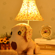 田园风格卧室台灯
