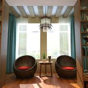 阳台别致沙发欣赏