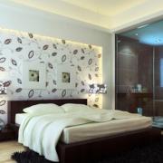 卧室背景墙展示