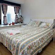 简单宜家的卧室
