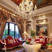 高大上的别墅客厅