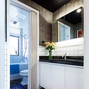 公寓简约风格卫生间装饰