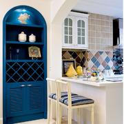 现代地中海厨房设计