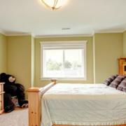 儿童房卧室置物柜设计