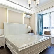 素雅大户型卧室装修