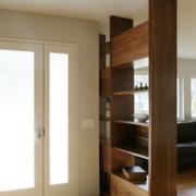 家居置物柜隔断设计