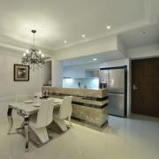 现代简约风格厨房装饰