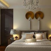 卧室床头个性装饰