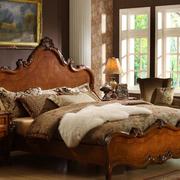 美欧式风情的卧室