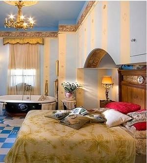 东南亚小卧室装修效果图