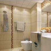 简欧风格卫生间瓷砖装饰