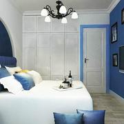 清新自然的卧室