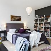公寓卧室置物架欣赏