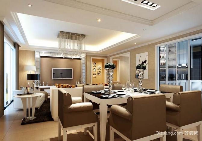 2015韩式客厅装修设计效果图欣赏