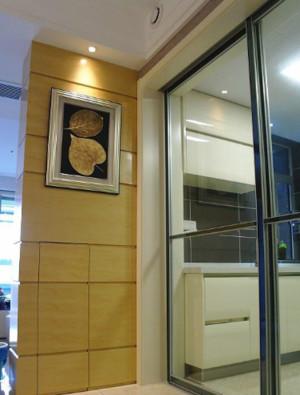 简约风格厨房推拉门装饰