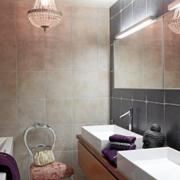 卫生间精致装潢设计