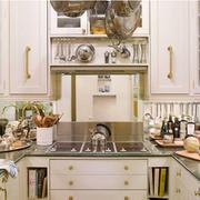 法式奢华风格厨房装饰
