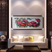 新中式家居装饰画
