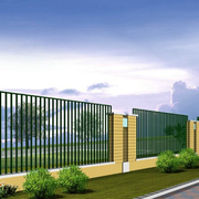 简约风格工厂围墙装饰