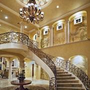 大户型别墅楼梯欣赏