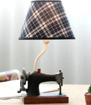 6平米卧室创意台灯装修效果图
