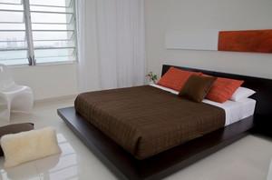 90平米现代日式卧室榻榻米装修效果图