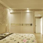 温馨素雅的卧室