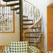 旋转家居楼梯欣赏