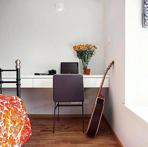 个性时尚的混搭风格单身公寓装修效果图