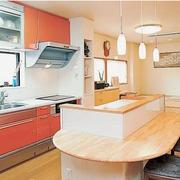 复式楼小户型厨房装饰