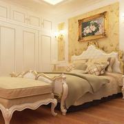 法式前卫的卧室图片