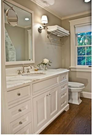 欧式卫生间浴缸装饰