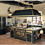 美式风格厨房吊顶装饰