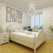 素雅儿童房卧室欣赏