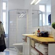 卫生间置物柜欣赏