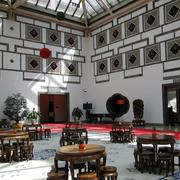 中式风格的饭店
