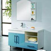 卫生间防水实用置物柜
