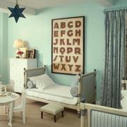 简单素雅儿童卧室