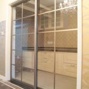 推拉门简约风格玻璃推拉门装饰