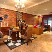 现代简约风格客厅吊顶装饰设计