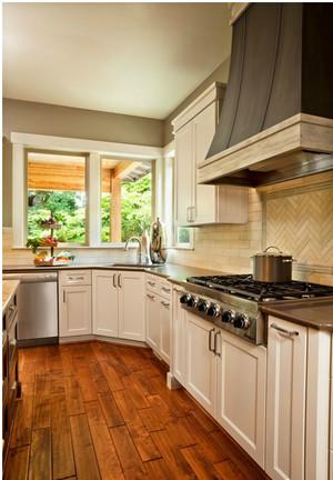 法式小户型厨房装修效果图