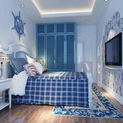 特色鲜明的卧室