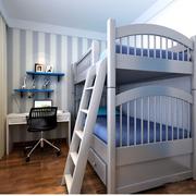 儿童房双层床欣赏